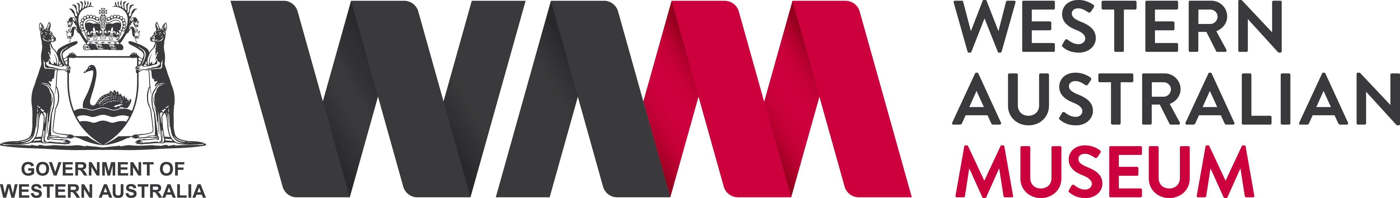 Logo for the WA Museum
